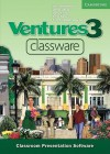 Ventures Level 3 Classware - Gretchen Bitterlin, Dennis Johnson, Donna Price