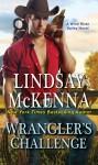 Wrangler's Challenge (Wind River) - Lindsay McKenna