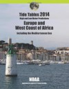 Tide Tables 2014: Europe and West Coast of Africa: Including the Mediterranean Sea - NOAA