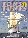 Tons of Tunes from the Classics, Violin [With CD (Audio)] - Hal Leonard Publishing Company, Amy Adam