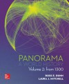 PANORAMA: A World History VOLUME 2 W/ 1T CNCT+ AC - Ross Dunn, Laura Mitchell