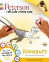 Peterson Field Guide Coloring Books: Dinosaurs - John C. Kricher, Gordon Morrison