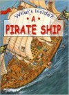What's Inside A Pirate Ship? - Backpack Books, Orpheus Books