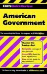 CliffsQuickReview American Government (Cliffs Quick Review) - Paul Soifer, Abraham Hoffman, D. Stephen Voss