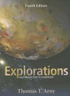 Explorations: An Introduction to Astronomy (Case-bound) with Starry Nights Pro - v.5.0 DVD (Explorations) - Thomas T. Arny