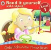 Goldilocks And The Three Bears (Read It Yourself Level 1) - Ronne Randall