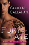Fury of Fate - Coreene Callahan
