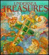 Underseas Treasures (A National Geographic Action Book) - Emory Kristof