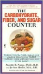 The Carbohydrate, Fiber, and Sugar Counter - Annette B. Natow, Jo-Ann Heslin