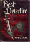 Best Detective Stories of the Year - David C. Cooke
