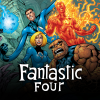 Fantastic Four (1998-2012) (Collections) (15 Book Series) - J. Michael Straczynski, Karl Kesel, Dwayne McDuffie, Mark Waid, Mark Millar, Jonathan Hickman, Dwayne McDuffie, Mike McKone, Casey Jones, Drew Johnson, Lee Weeks, Paul Pelletier, Michael Turner, Mike Wieringo, Mark Buckingham, Howard Porter, Paul Smith, Adi Granov, Bryan H
