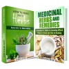 Herbs and Remedies Box Set: Your Guide to Growing and Drying Herbs for Natural Healing (Natural Antibiotics & Alternative Remedies) - Carmen Haynes, Rebecca Dwight