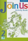 Join Us 2 Activity Book (Join In) - Günter Gerngross, Herbert Puchta