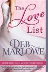 The Love List - Deb Marlowe