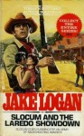 Slocum and the Laredo Showdown - Jake Logan
