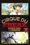 Cirque Du Freak the Manga 1 (Other Format) - Darren Shan