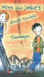 Minn and Jake's Almost Terrible Summer - Janet S. Wong, Geneviève Côté, Genevieve Cote