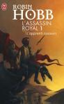 L'apprenti assassin (L'assassin royal, #1) - Robin Hobb, Arnaud Mousnier-Lompré