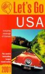 Let's Go USA 2001 - Let's Go Inc., Daisy Stanton, Stephanie L. Coon, Jonathan Hall