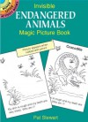 Invisible Endangered Animals Magic Picture Book - Pat Stewart