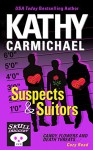 Suspects & Suitors (A Skullduggery Inn Cozy Read Book 3) - Kathy Carmichael