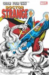 Color Your Own Doctor Strange - Steve Ditko, Chris Bachalo, Frank Brunner