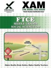 FTCE Middle Grades Social Science 5-9 - Sharon Wynne