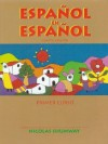 Español en español - Nicolas Shumway