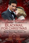 Blackmail for Christmas (12 Naughty Days of Christmas) - Bryony Kildare, Blushing Books