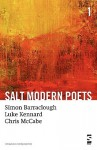 Salt Modern Poets: Barraclough, Kennard, McCabe: Introductions to Contemporary Poetry - Simon Barraclough, Chris McCabe, Luke Kennard