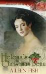 Helena's Christmas Beau - Aileen Fish