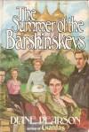 The Summer of the Barshinskeys - Diane Pearson