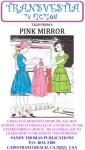 MY PINK MIRROR (Transvestia Fiction) - Sandy Thomas