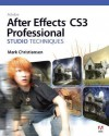 Adobe After Effects CS3 Professional Studio Techniques [With DVD ROM] - Mark Christensen