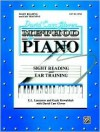 David Carr Glover Method for Piano Sight Reading and Ear Training: Level 1 - Alfred Publishing Company