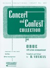 Concert and Contest Collection for Oboe: With Piano Accompaniment - H. Voxman