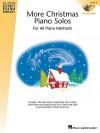 More Christmas Piano Solos - Level 3: Hal Leonard Student Piano Library - Hal Leonard Publishing Company