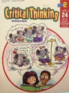 Critical Thinking Reproducibles: Grade 2 - Don Barnes, Arlene Burgdorf, L. Stanley Wenck, Milburn Taylor