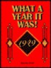 What a Year It Was! 1949 - Beverly Cohn