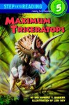 Maximum Triceratops - Robert T. Bakker