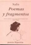 Poemas y fragmentos - Sappho, Juan Manuel Rodríguez Tobal, Safo