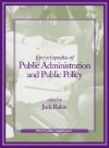 Encyclopedia of Public Administration and Public Policy, First Update Supplement - Jack Rabin