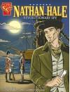 Nathan Hale: Revolutionary Spy - Nathan Olson, Cynthia Martin, Brent Schoonover