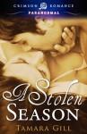 A Stolen Season - Tamara Gill