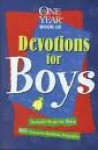 One Year Book of Devotions for Boys - Debbie Bible