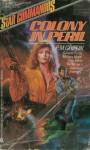 Colony in Peril (Star Commandos, #2) - P.M. Griffin