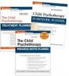 Child Set- Treatment 4th Edition, Homework 2nd Edition, Progress Notes 3rd Edition - Arthur E. Jongsma Jr.