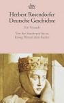 Von der Stauferzeit bis zu König Wenzel dem Faulen - Herbert Rosendorfer