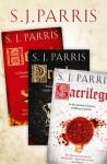 Giordano Bruno Series Books 1-3: Heresy, Prophecy, Sacrilege - S.J. Parris