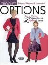 Options: Crochet Fabulous Fashions & Accessories (Leisure Arts #4130) - Melissa Leapman